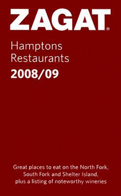 Zagat Hamptons Restaurants 9781570069697