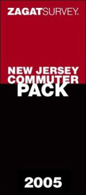 Zagat New Jersey Commuter Pack 9781570066634