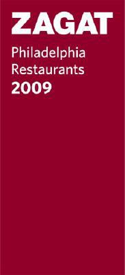 Zagat Philadelphia Restaurants [With Re-Usable Bookmarks] 9781570069949