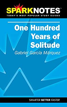 100 Years of Solitude (Spark Notes Literature Guide) 9781586634544