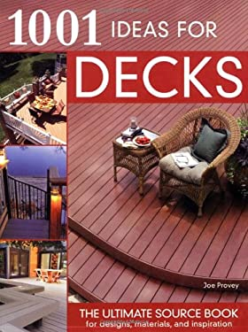 1001 Ideas for Decks 9781580113335