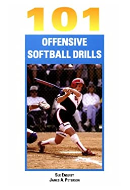 101 Offensive Softball Drills 9781585183470