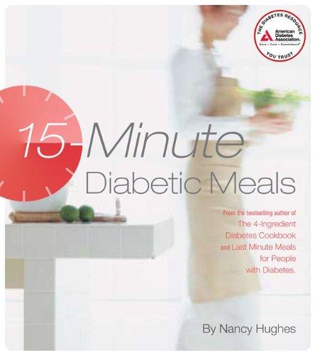 15-Minute Diabetic Meals 9781580403207
