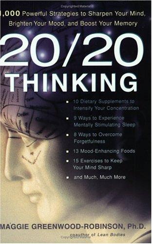20/20 Thinking Pa 9781583331538