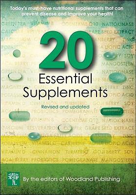 20 Essential Supplements
