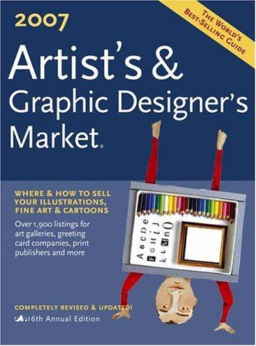 2007 Artist's & Graphic Designer's Market 9781582974293