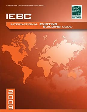 2009 International Existing Building Code - Softcover Version 9781580017374