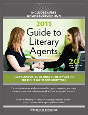 Guide to Literary Agents 9781582979533
