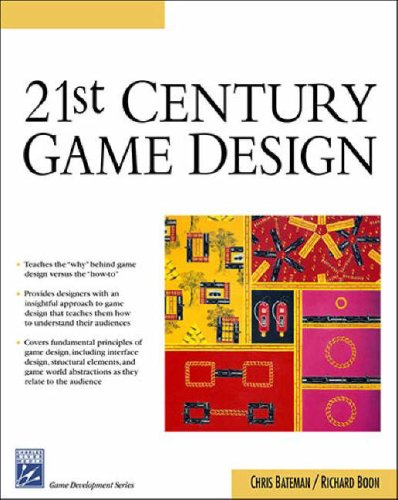 21st Century Game Design 9781584504290
