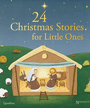 24 Christmas Stories for Little Ones 9781586176822
