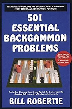 501 Backgammon Problems 9781580420198