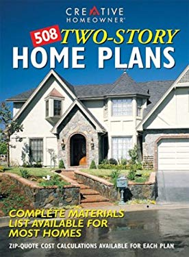 508 Two-Story Home Plans 9781580110365