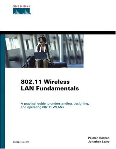 802.11 Wireless LAN Fundamentals 9781587050770