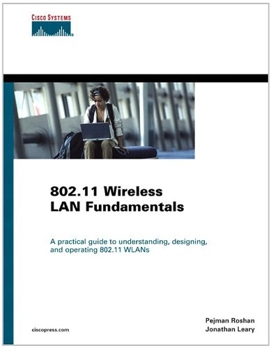802.11 Wireless LAN Fundamentals 9781587142246