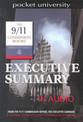 9/11 Commission Report, Executive Summary 9781584728023