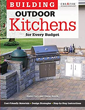 Affordable Outdoor Kitchens : How to Build an Outdoor Kitchen on Any Budget