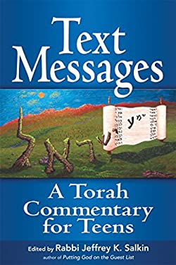 Text Messages: A Torah Commentary for Teens 9781580235075