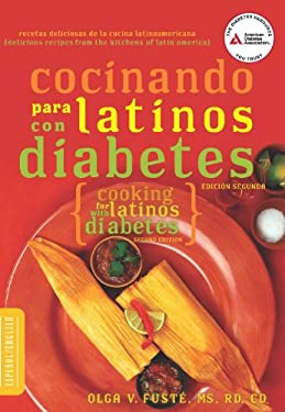Cocinando Para Latinos Con Diabetes = Cooking for Latinos with Diabetes 9781580402941