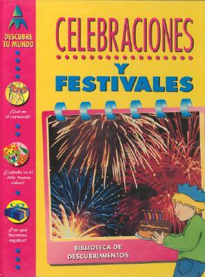 Celebraciones y Festivales 9781580870122