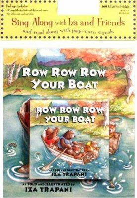 Row Row Row Your Boat [With CD] 9781580891028