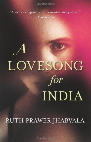 A Lovesong for India 9781582437927