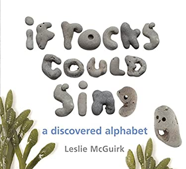 If Rocks Could Sing: A Discovered Alphabet 9781582463704