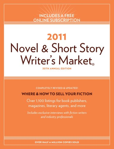 Novel & Short Story Writer's Market [With Access Code] 9781582979519