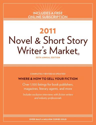 Novel & Short Story Writer's Market [With Access Code]