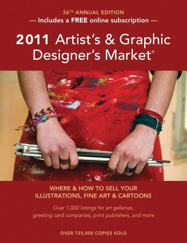 2011 Artist's and Graphic Designer's Market 9781582979557