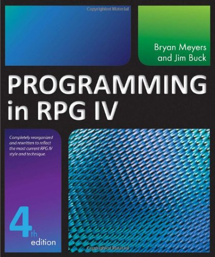 Programming in RPG IV 9781583473559