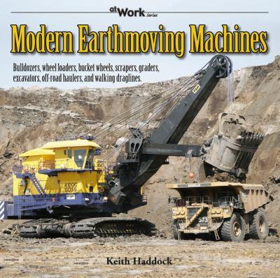 Modern Earthmoving Machines 9781583882900