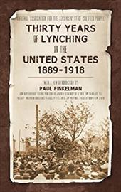 THIRTY YEARS OF LYNCHING IN THE UNITED S 20008100