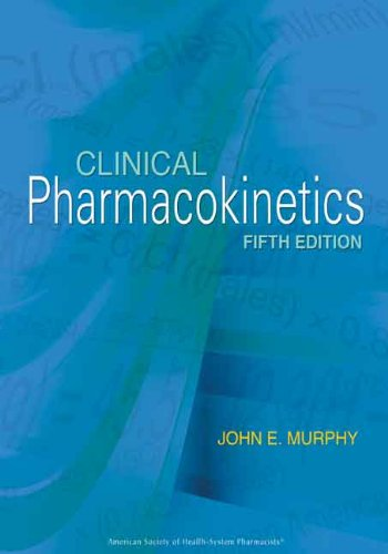 Clinical Pharmacokinetics 9781585282548