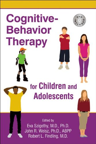 Cognitive-Behavior Therapy for Children and Adolescents 9781585624065