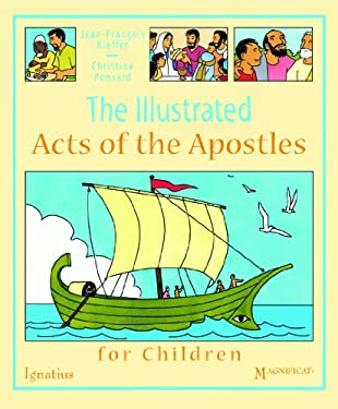The Illustrated Acts of the Apostles for Children 9781586176211