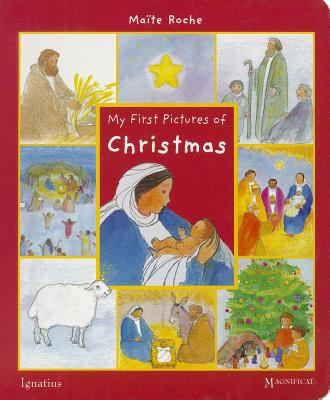My First Picutres of Christmas 9781586176549