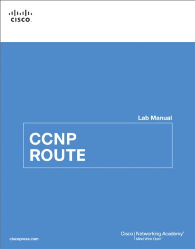 CCNP Route Lab Manual 9781587133039