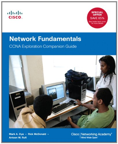 Network Fundamentals: CCNA Exploration Companion Guide 9781587133480