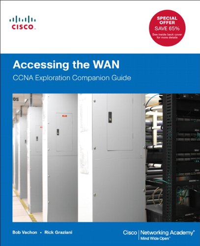 Accessing the WAN: CCNA Exploration Companion Guide 9781587133497