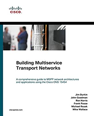 Building Multiservice Transport Networks (Paperback) 9781587142451
