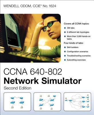 CCNA 640-802 Network Simulator 9781587204449