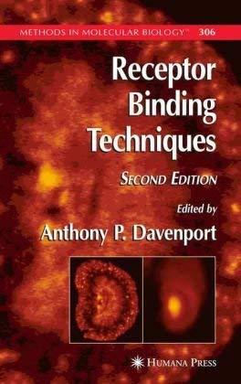 Receptor Binding Techniques 9781588294203