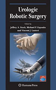 Urologic Robotic Surgery 9781588296153