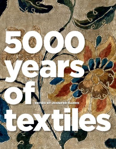 5000 Years of Textiles 9781588343079