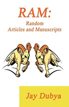 RAM: Random Articles and Manuscripts 9781589095533