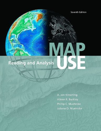 Map Use: Reading, Analysis, Interpretation 9781589482791