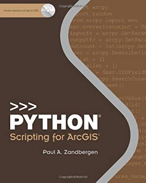 Python Scripting for Arcgis 9781589482821