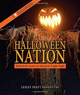 Halloween Nation: Behind the Scenes of America's Fright Night 9781589806801