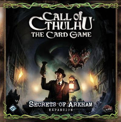 Call of Cthulhu Card Game: Secrets of Arkham Expansion 9781589946606