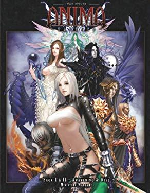 Anima Tactics Miniature Wargame: Saga I & II: Awakening & Rise 9781589948440